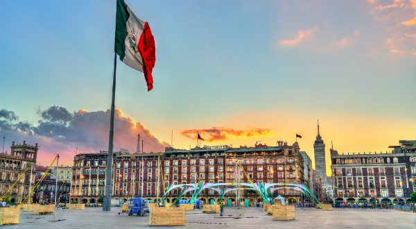 Place-de-la-constitution-Mexico-City-iStock