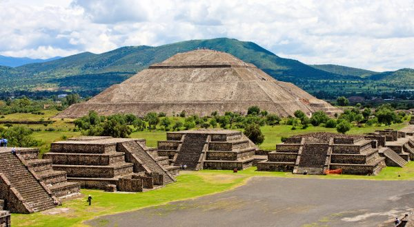 Teotihuacan, Mexico City iStock