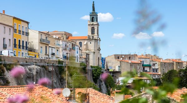 Ville de Sète, centre ville, iStock