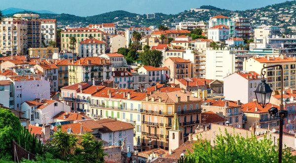 Cannes Sud de la France Shutterstock