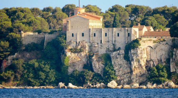 Fort île de Saint Marguerite Cannes iStock