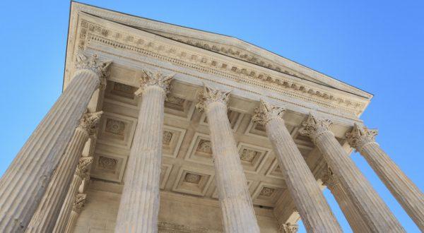 Maison Carrée Nîmes Shutterstock