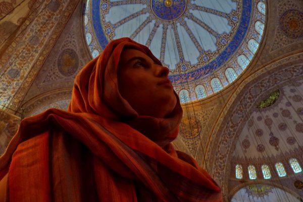 Mezquita-de-Estambul