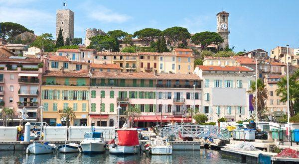 Port de Cannes Shutterstock