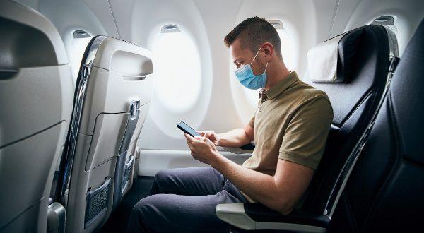 Voyage avion covid iStock