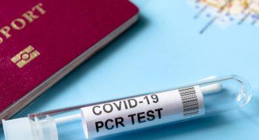 Test PCR et Voyages