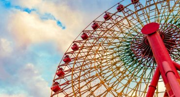 Les 10 meilleurs parcs d'attractions en Europe