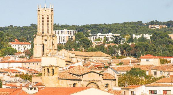 Cathédrale Saint-Sauveur Aix-en-Provence iStock