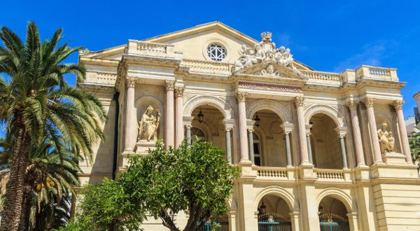 Toulon Opera House, Provence, France