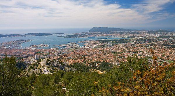 Toulon-Shutterstock