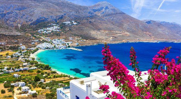 Amorgos Grèce iStock