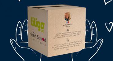 Règlement du jeu-concours Liligo et Heart Squad France