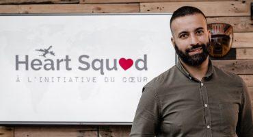 Interview de Bekaï, fondateur de la start-up humanitaire Heart Squad