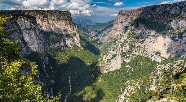 gorges de Vikos Grèce iStock