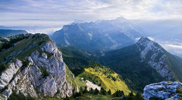 a voir autour de grenoble : le massif de chartreuse