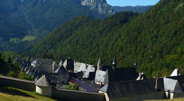 monastere chartreux proche de grenoble