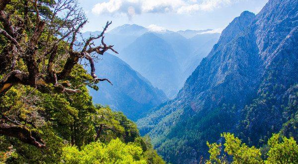 Canyon Samaria iStock