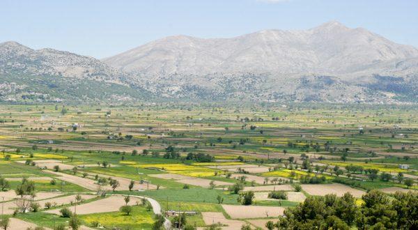 Plateau de Lassithi Crète iStock