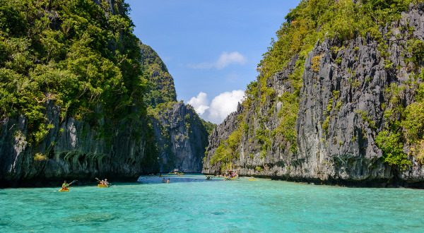 Blue Lagoon Philippines iStock