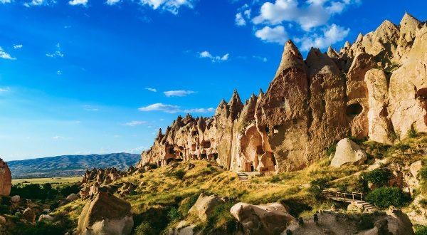 Cappadocia Turquie iStock