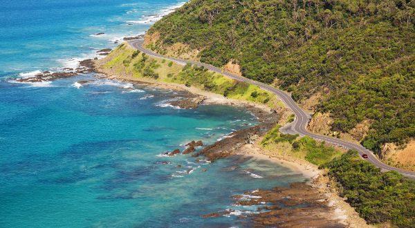 Great Ocean Road Australie iStock