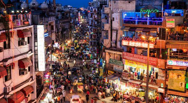 New Delhi Inde iStock