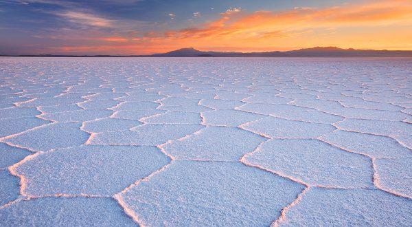 Salar Uyuni Bolivie iStock