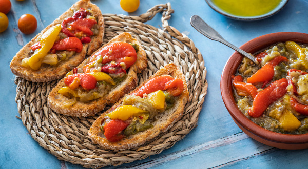 Vegan Espagne iStock