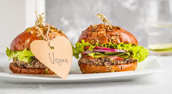 Vegan food iStock