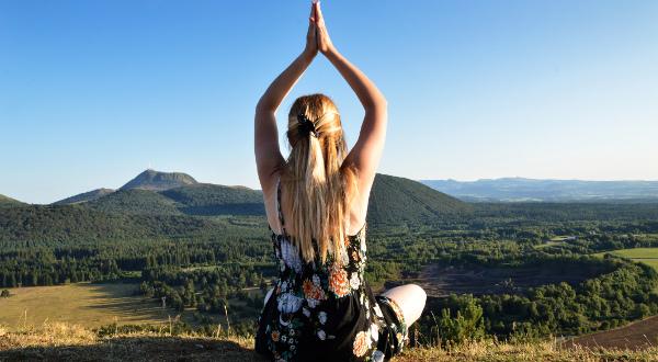 Auvergne yoga iStock