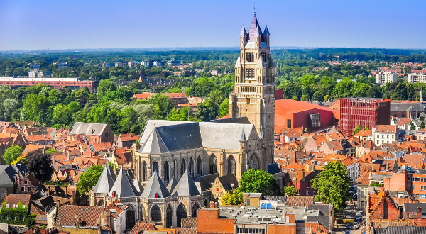 Bruges Belgique iStock
