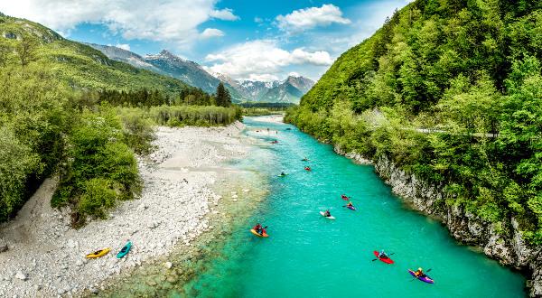 Slovénie iStock